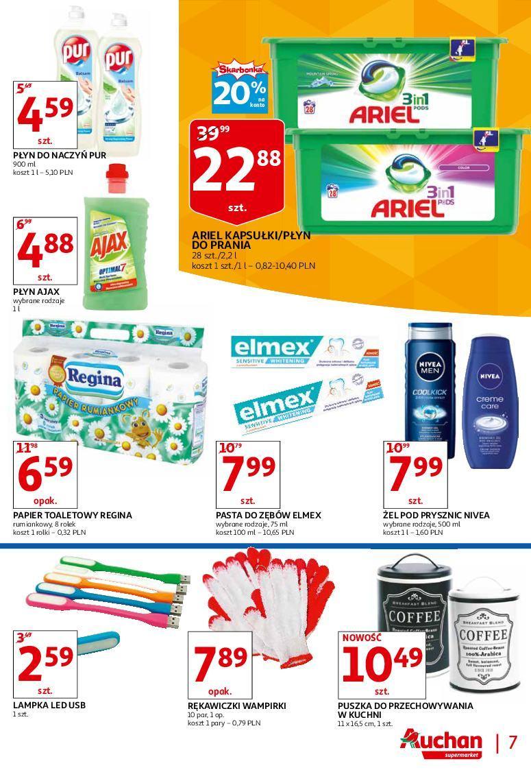 Gazetka promocyjna Auchan do 10/10/2018 str.7