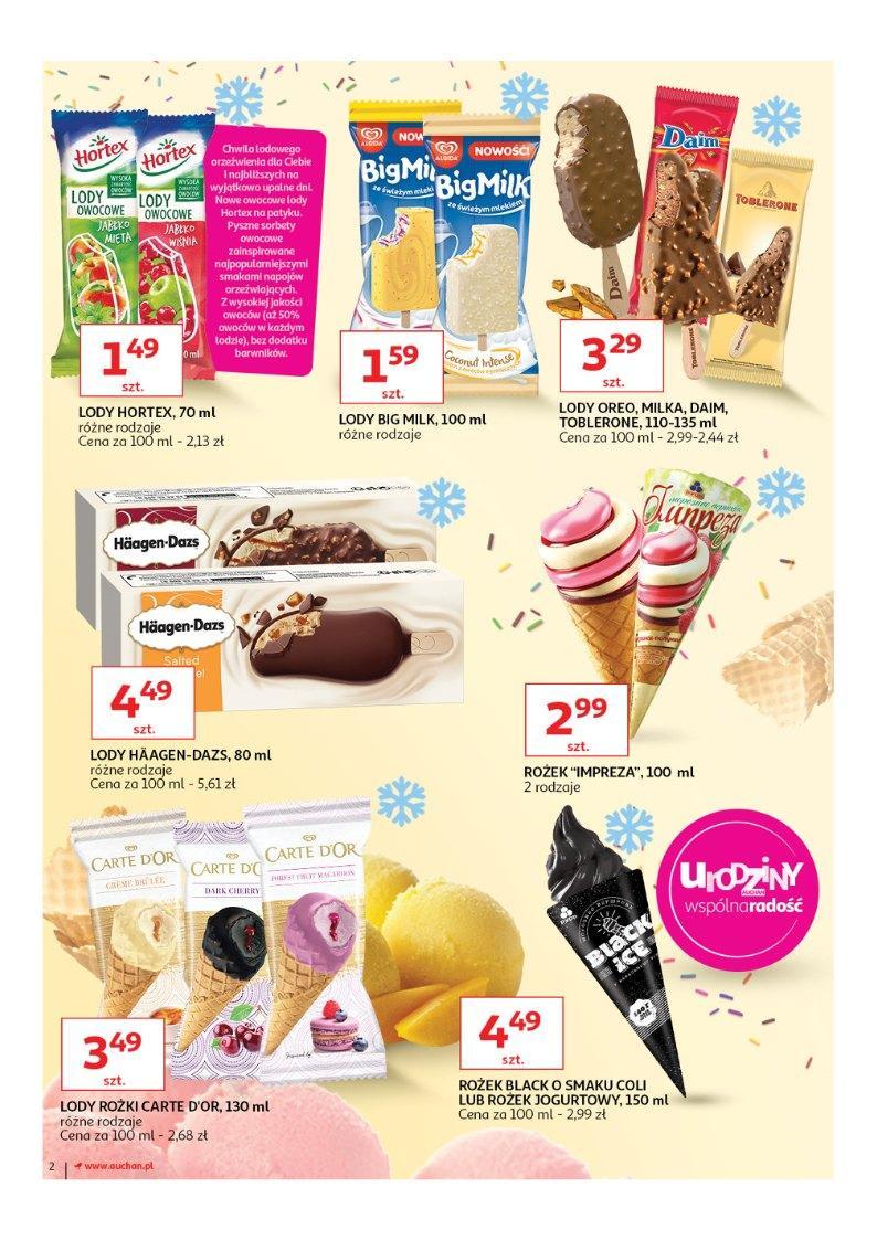 Gazetka promocyjna Auchan do 18/05/2019 str.2