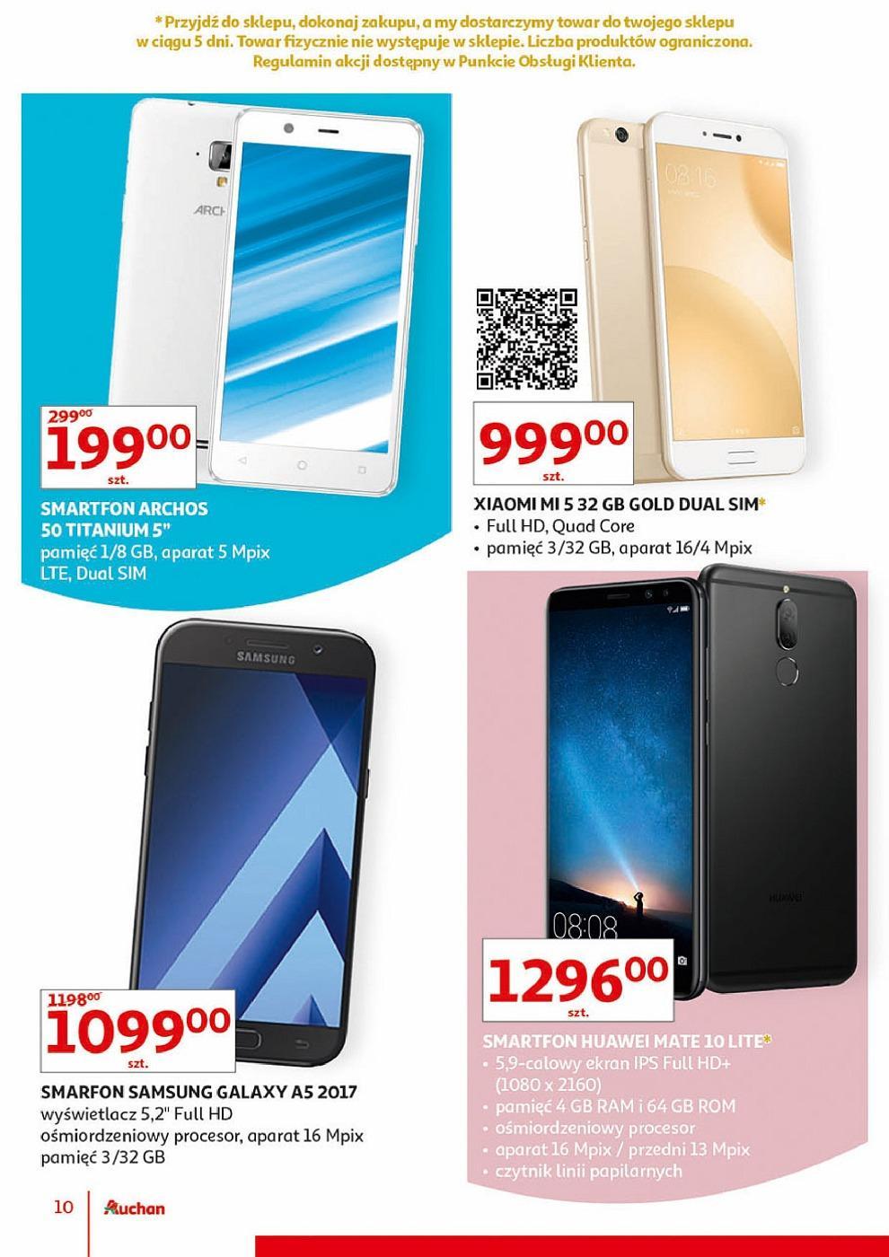 Gazetka promocyjna Auchan do 13/06/2018 str.10