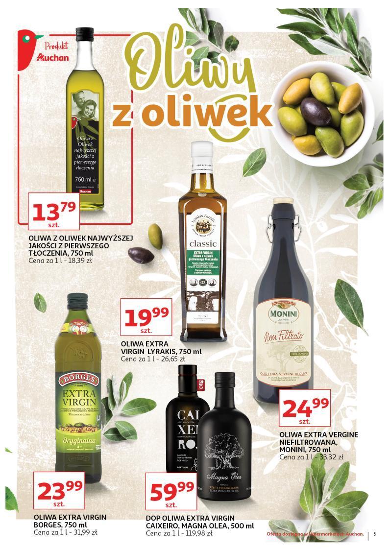 Gazetka promocyjna Auchan do 17/07/2019 str.5