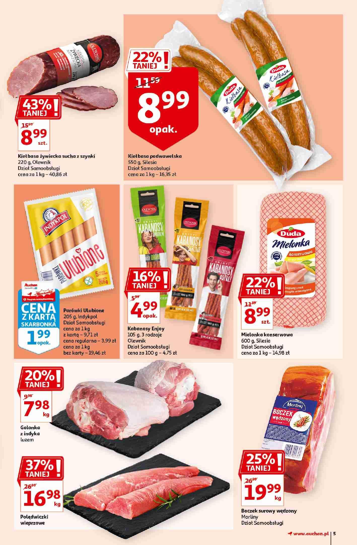 Gazetka promocyjna Auchan do 03/06/2020 str.5