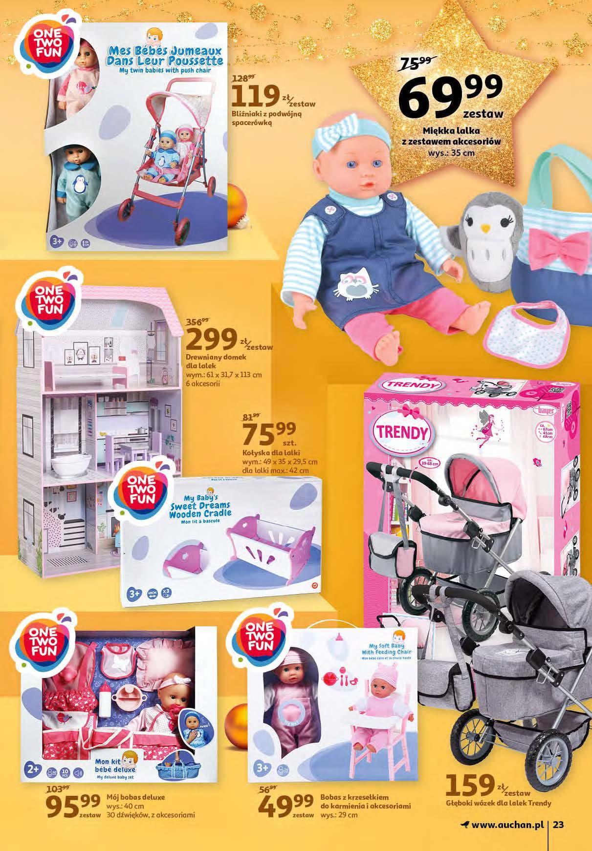 Gazetka promocyjna Auchan do 25/11/2020 str.23