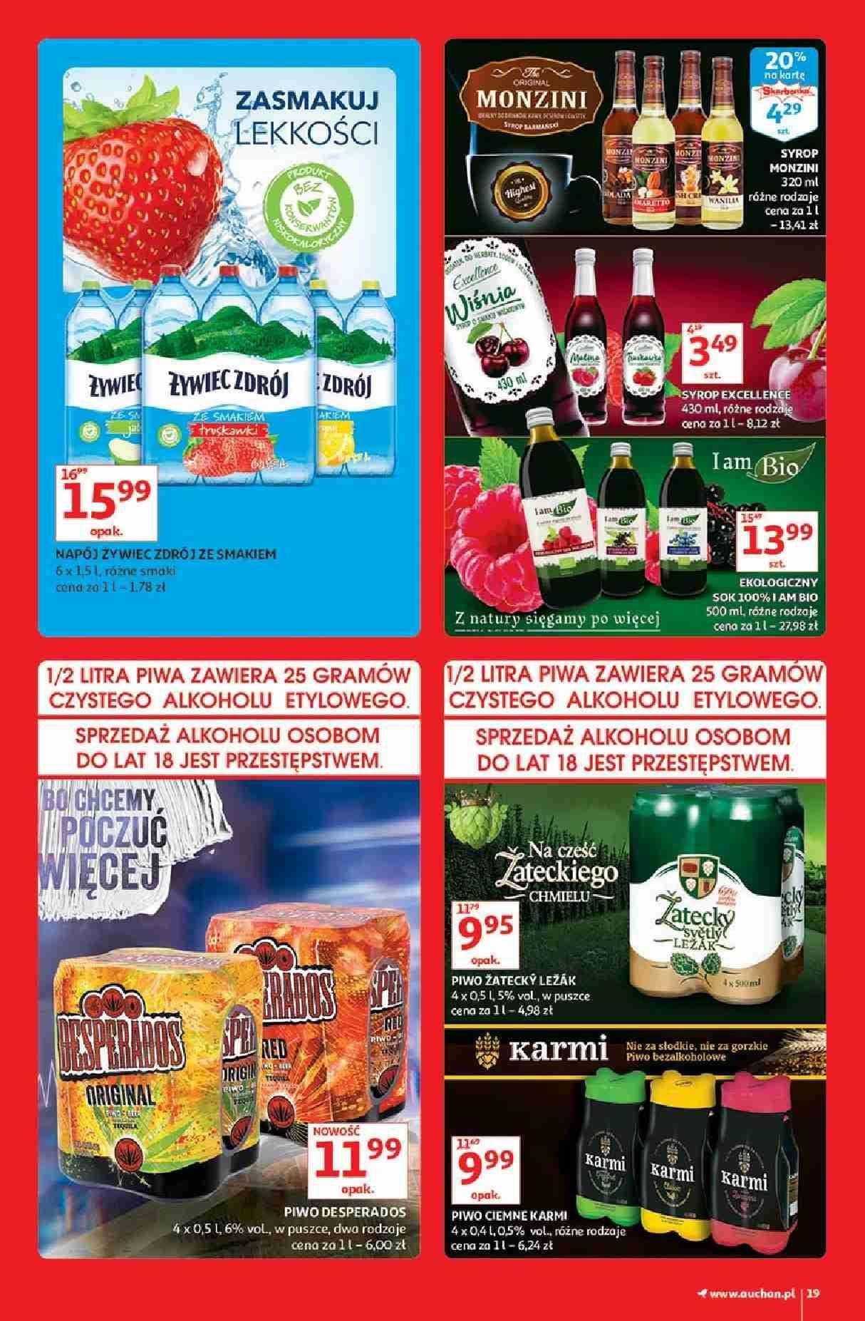Gazetka promocyjna Auchan do 13/03/2019 str.19
