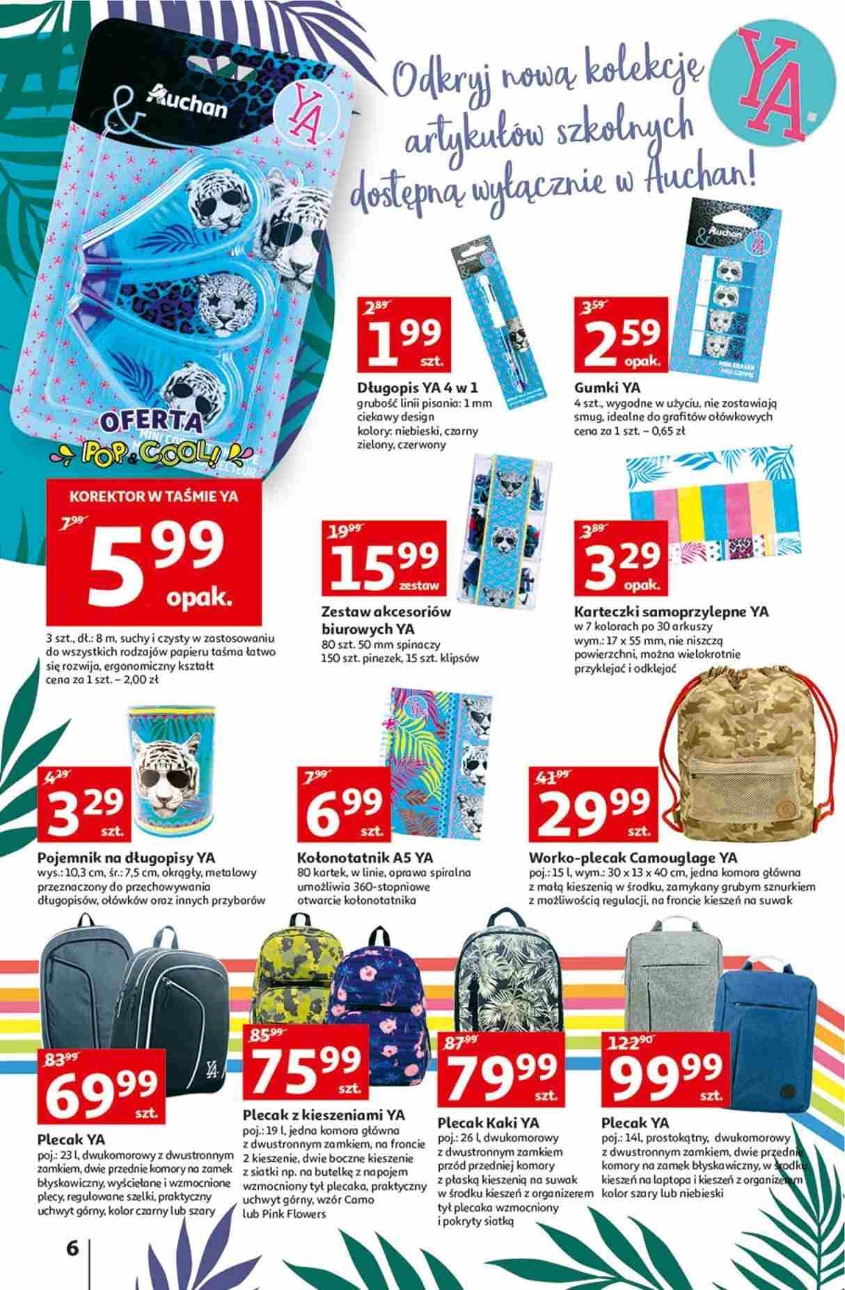 Gazetka promocyjna Auchan do 05/08/2020 str.6