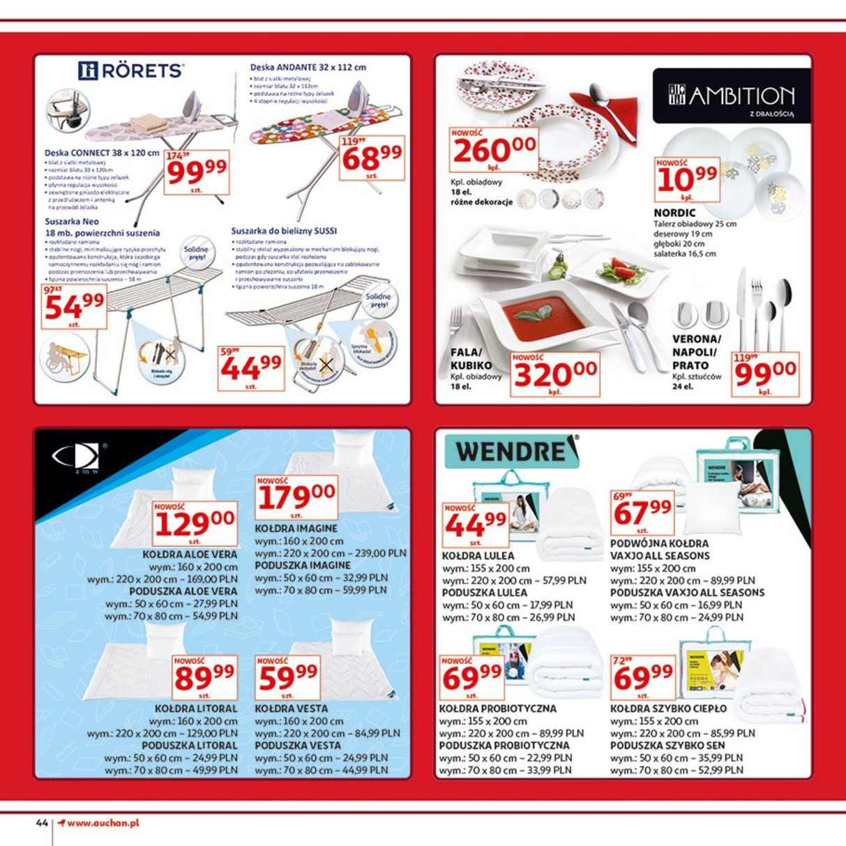 Gazetka promocyjna Auchan do 12/12/2018 str.44