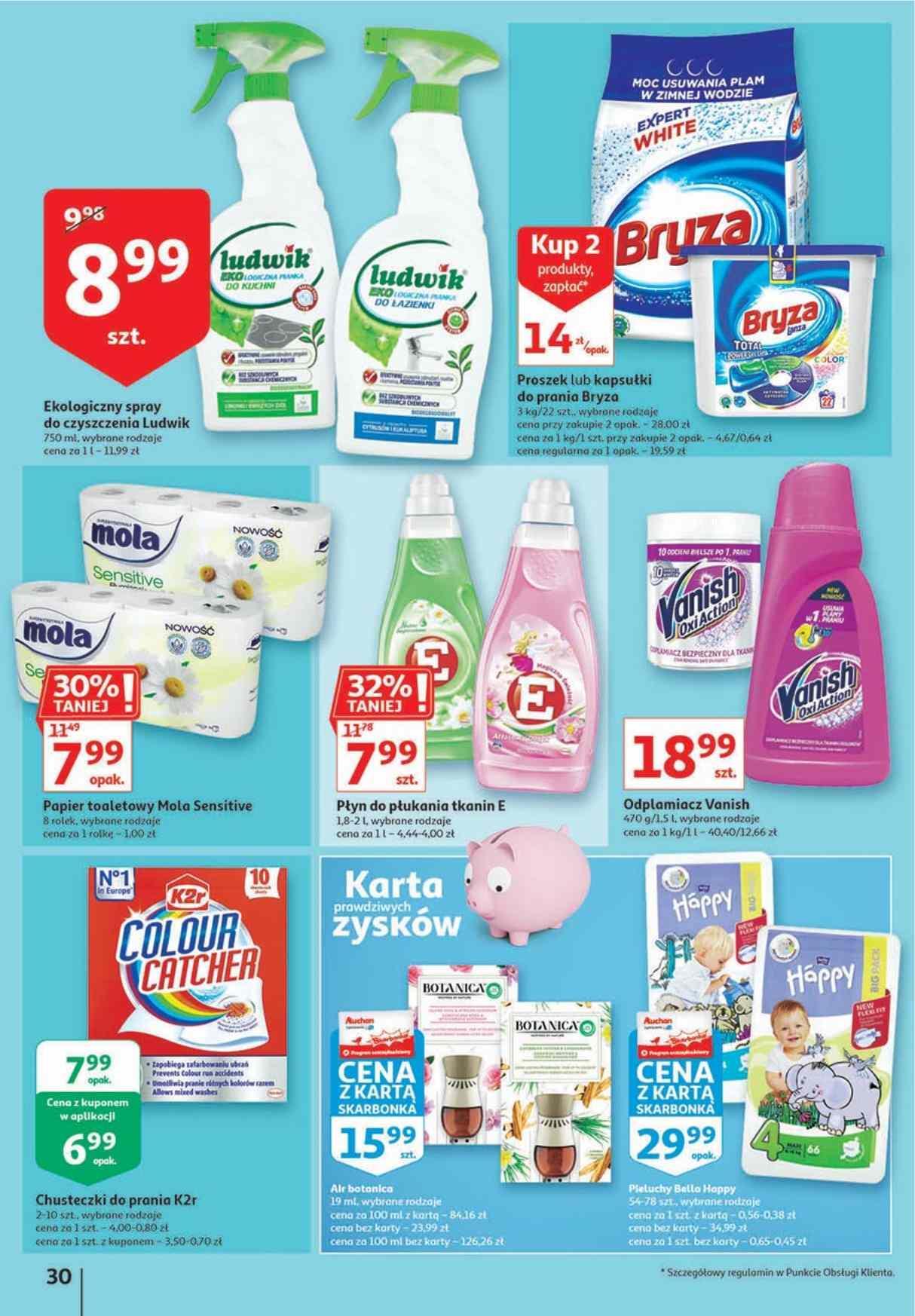 Gazetka promocyjna Auchan do 12/08/2020 str.29