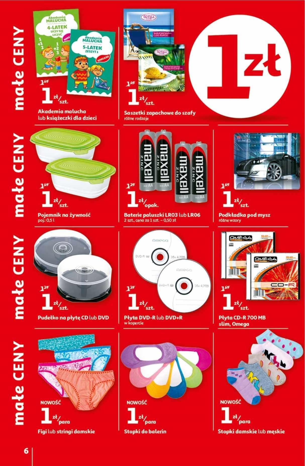 Gazetka promocyjna Auchan do 16/09/2020 str.5