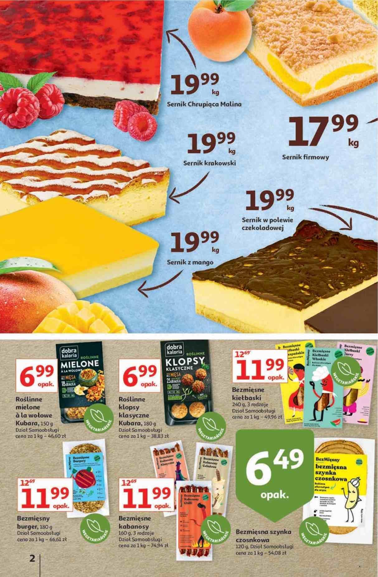 Gazetka promocyjna Auchan do 05/08/2020 str.2