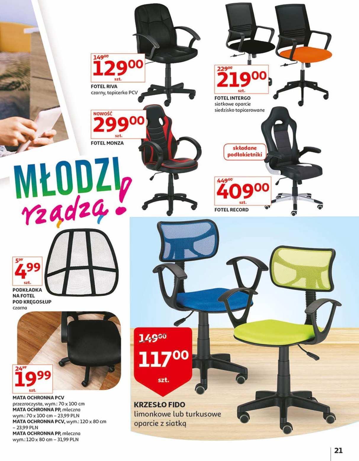 Gazetka promocyjna Auchan do 14/08/2018 str.21