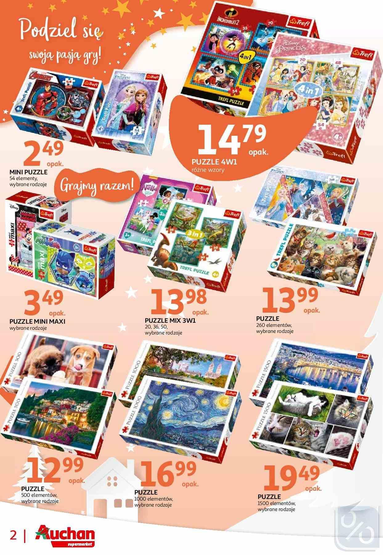 Gazetka promocyjna Auchan do 28/11/2018 str.2