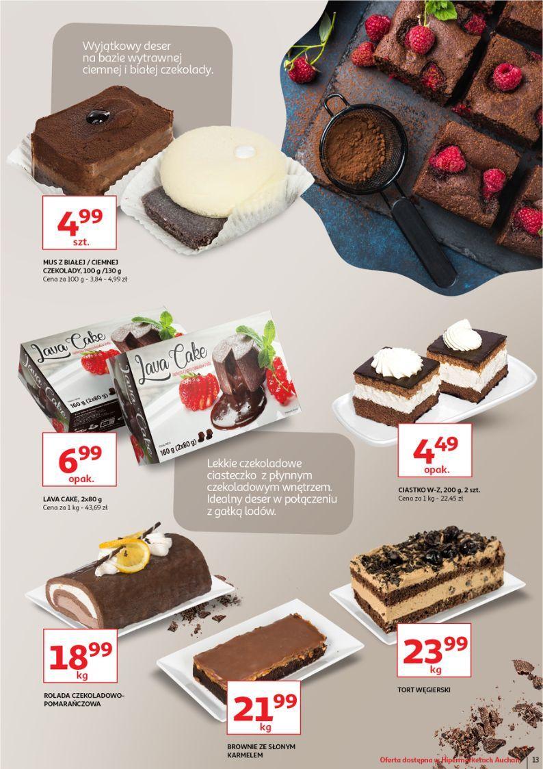 Gazetka promocyjna Auchan do 20/03/2019 str.13