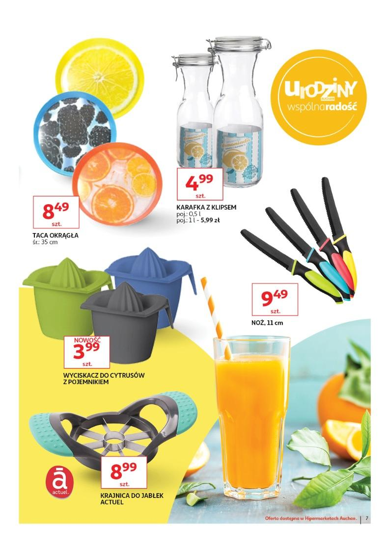 Gazetka promocyjna Auchan do 18/05/2019 str.7