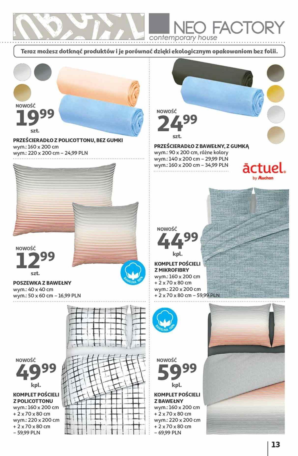Gazetka promocyjna Auchan do 23/01/2019 str.13