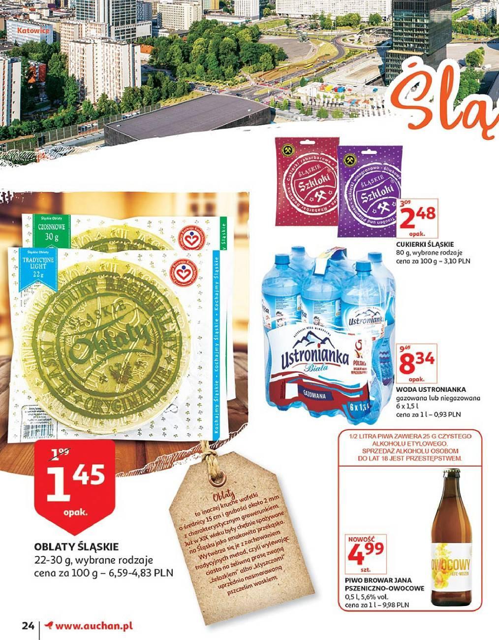 Gazetka promocyjna Auchan do 24/09/2018 str.24