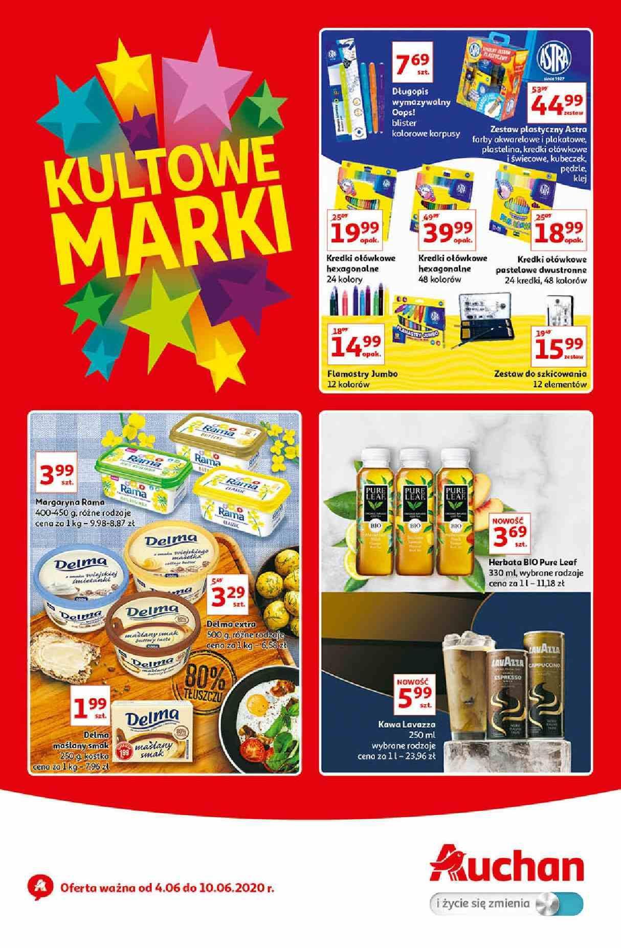 Gazetka promocyjna Auchan do 10/06/2020 str.1