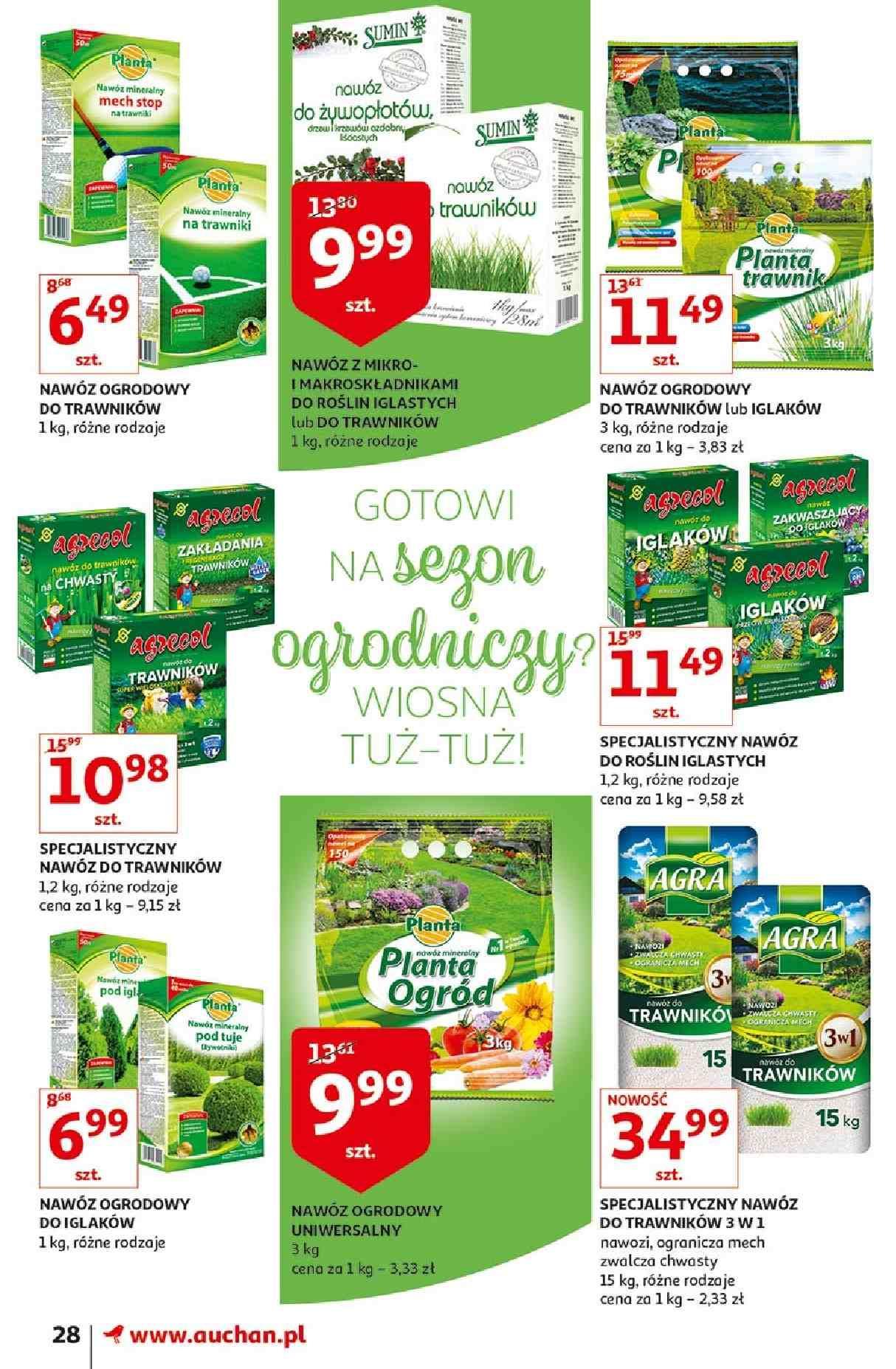 Gazetka promocyjna Auchan do 31/03/2019 str.27