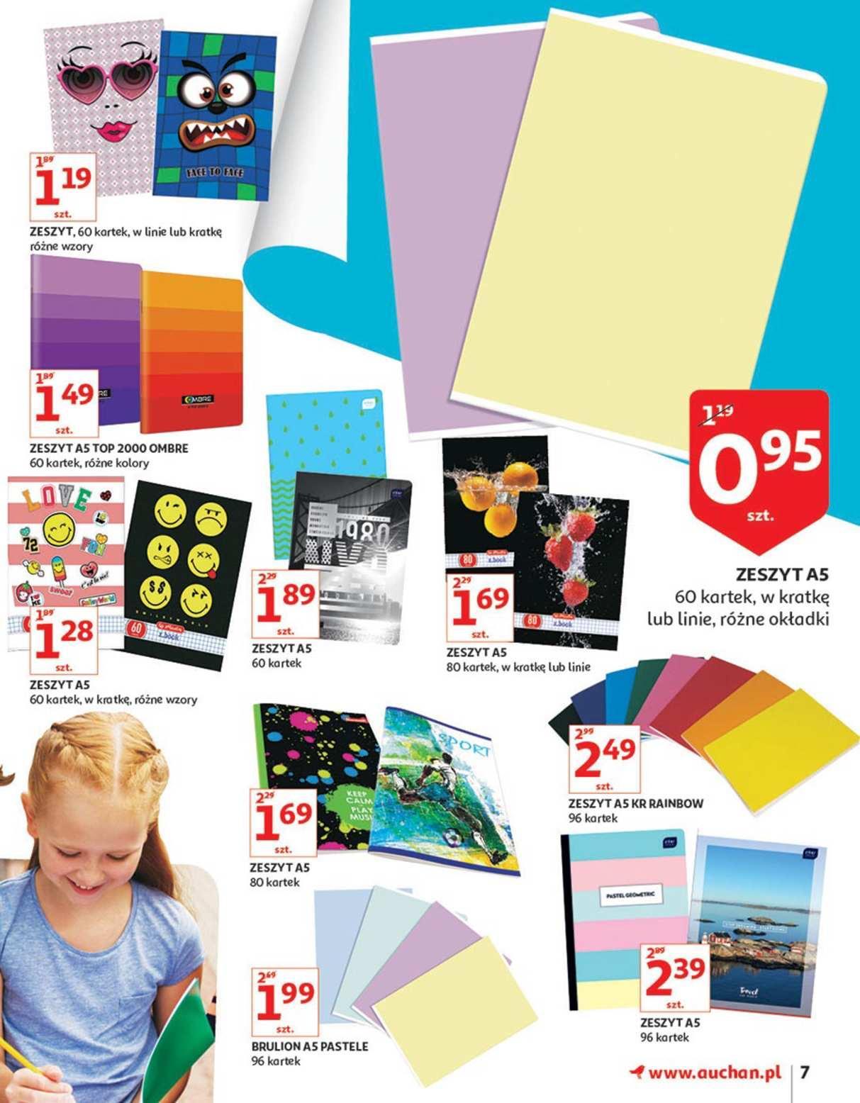 Gazetka promocyjna Auchan do 22/08/2018 str.6