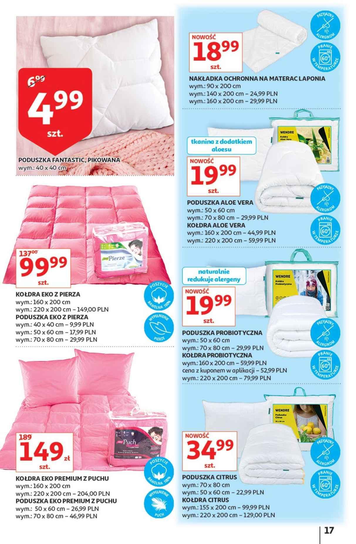 Gazetka promocyjna Auchan do 23/01/2019 str.17