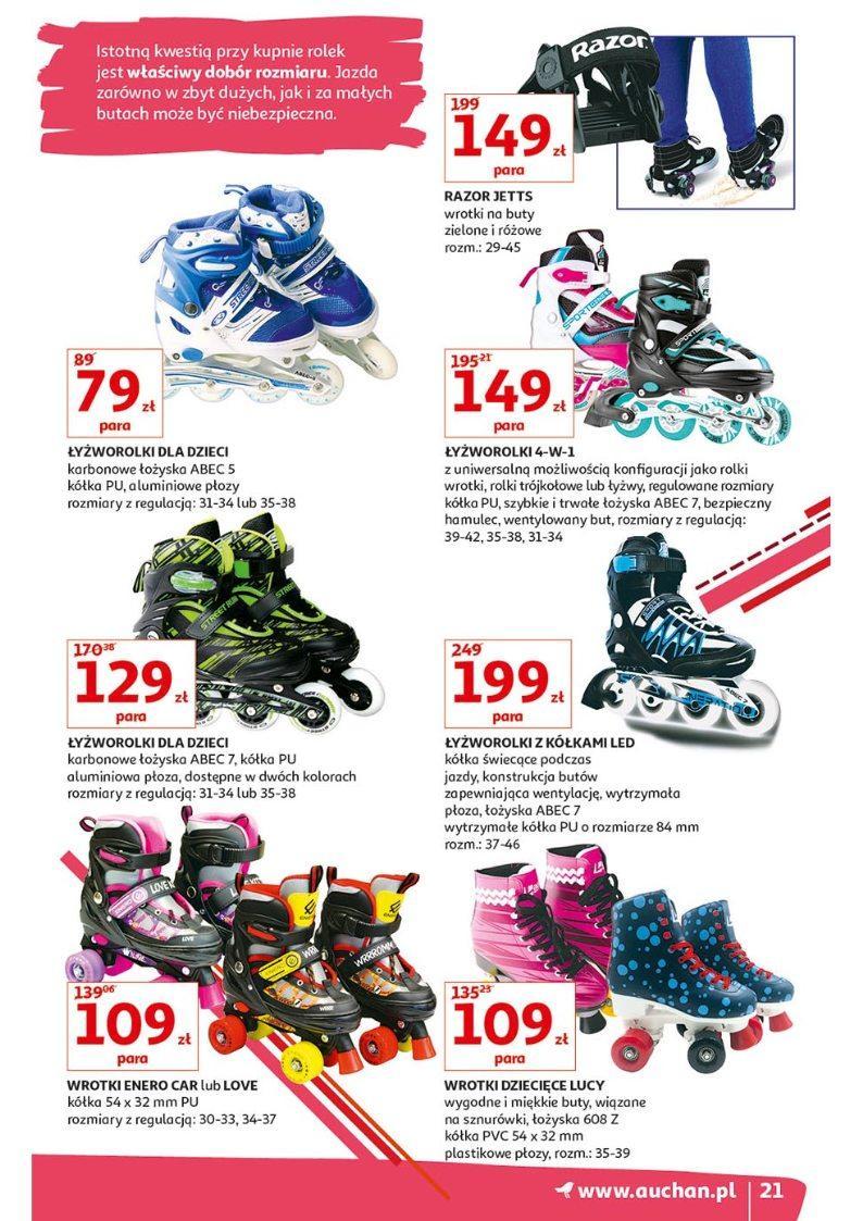 Gazetka promocyjna Auchan do 07/05/2019 str.20