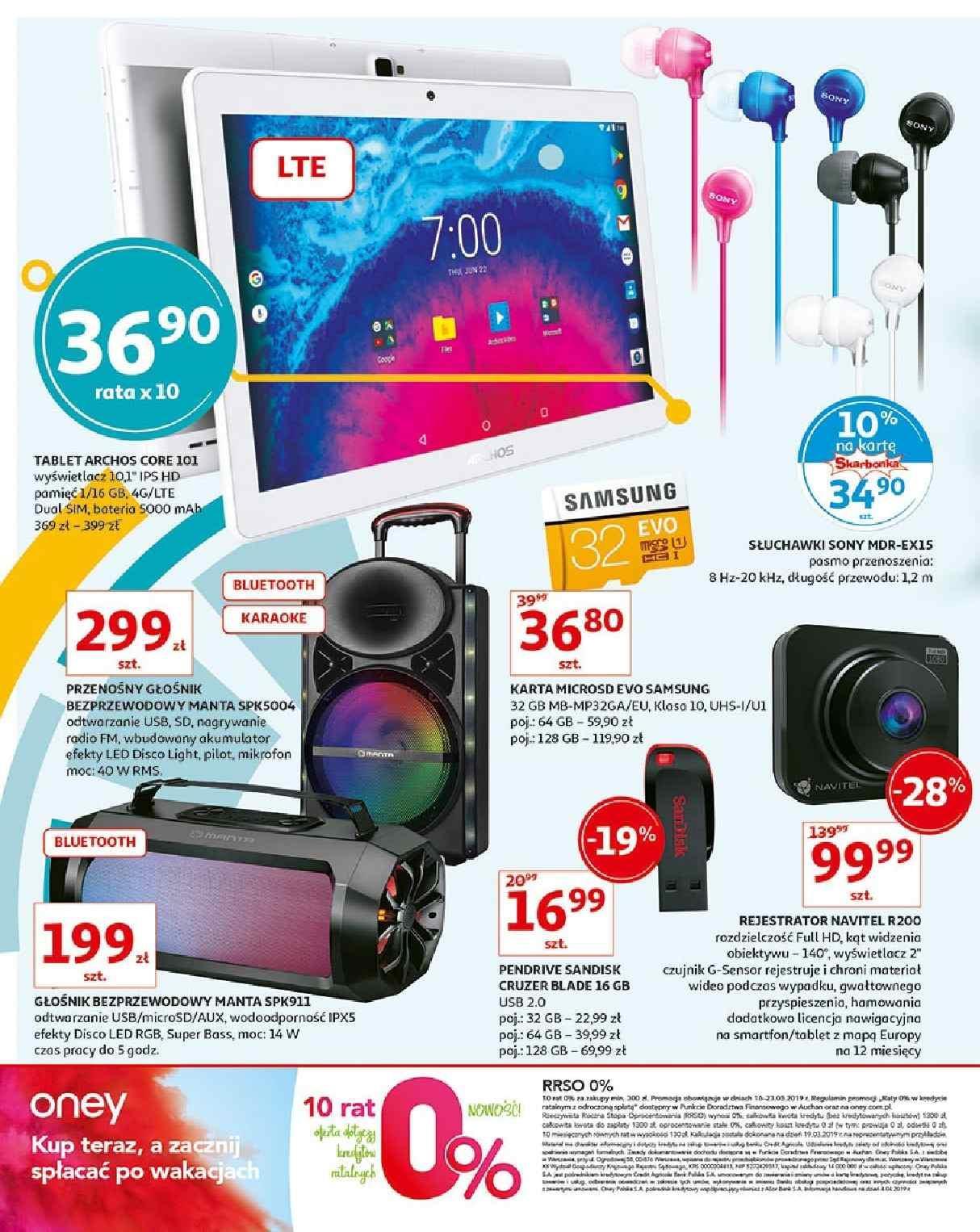 Gazetka promocyjna Auchan do 23/05/2019 str.46