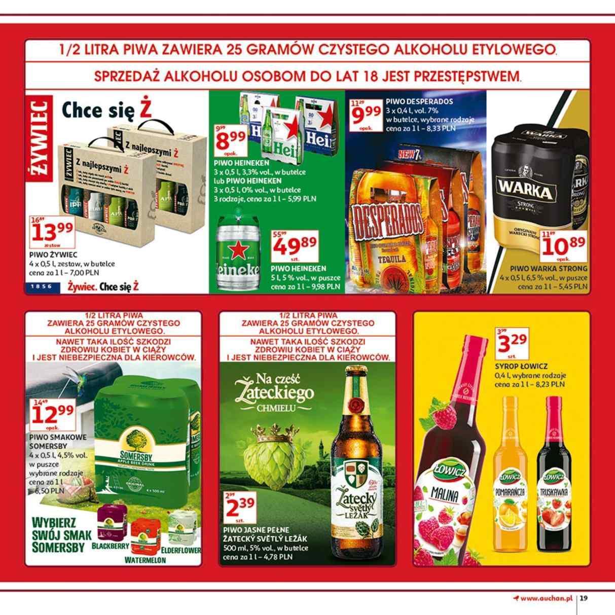 Gazetka promocyjna Auchan do 12/12/2018 str.19