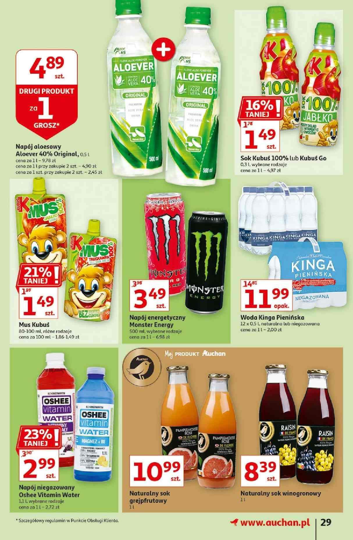 Gazetka promocyjna Auchan do 03/09/2020 str.28