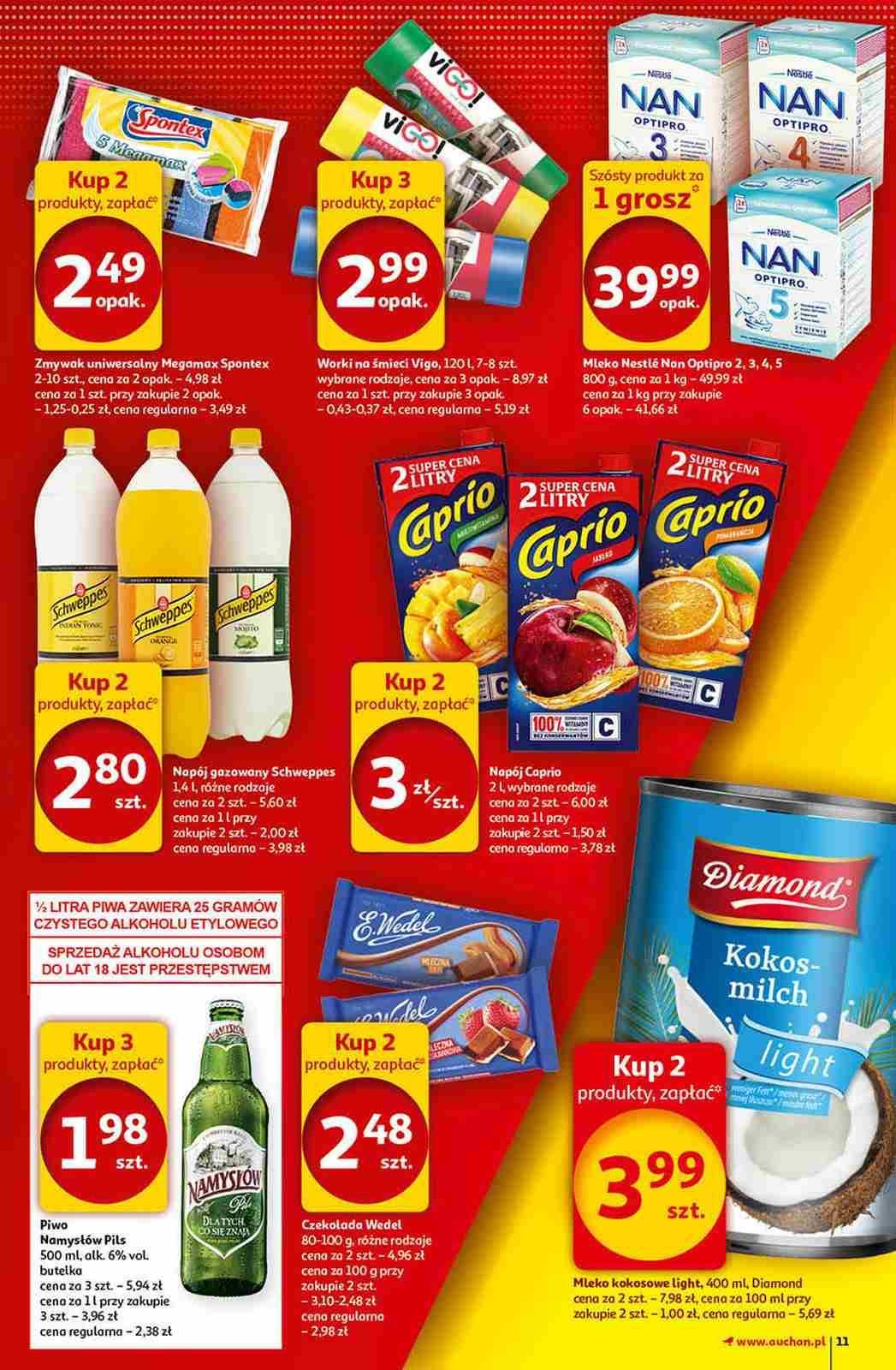 Gazetka promocyjna Auchan do 09/09/2020 str.10