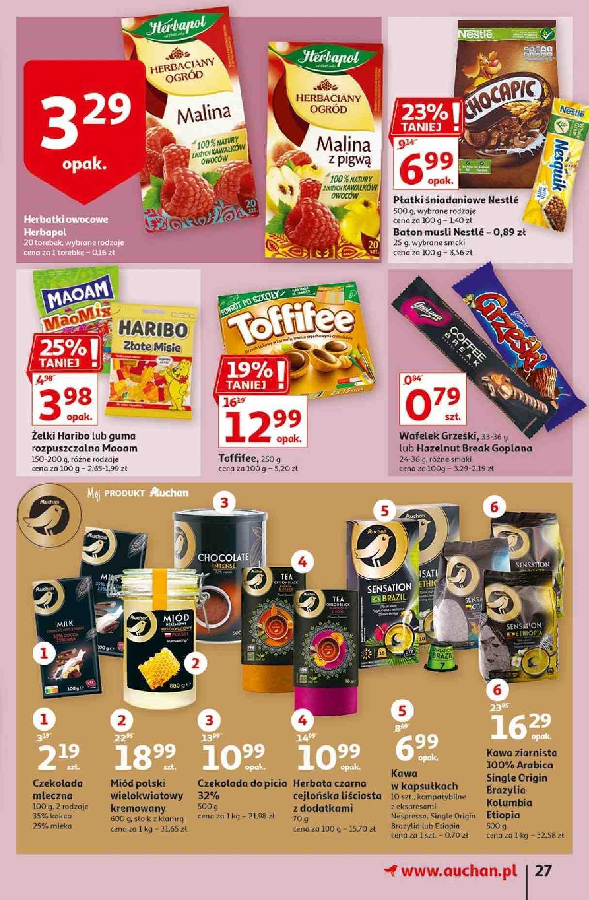 Gazetka promocyjna Auchan do 03/09/2020 str.26