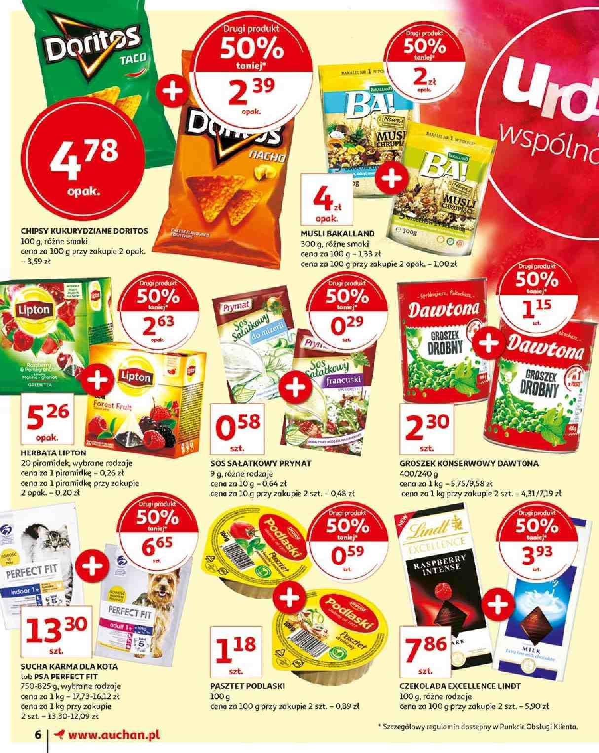 Gazetka promocyjna Auchan do 23/05/2019 str.6