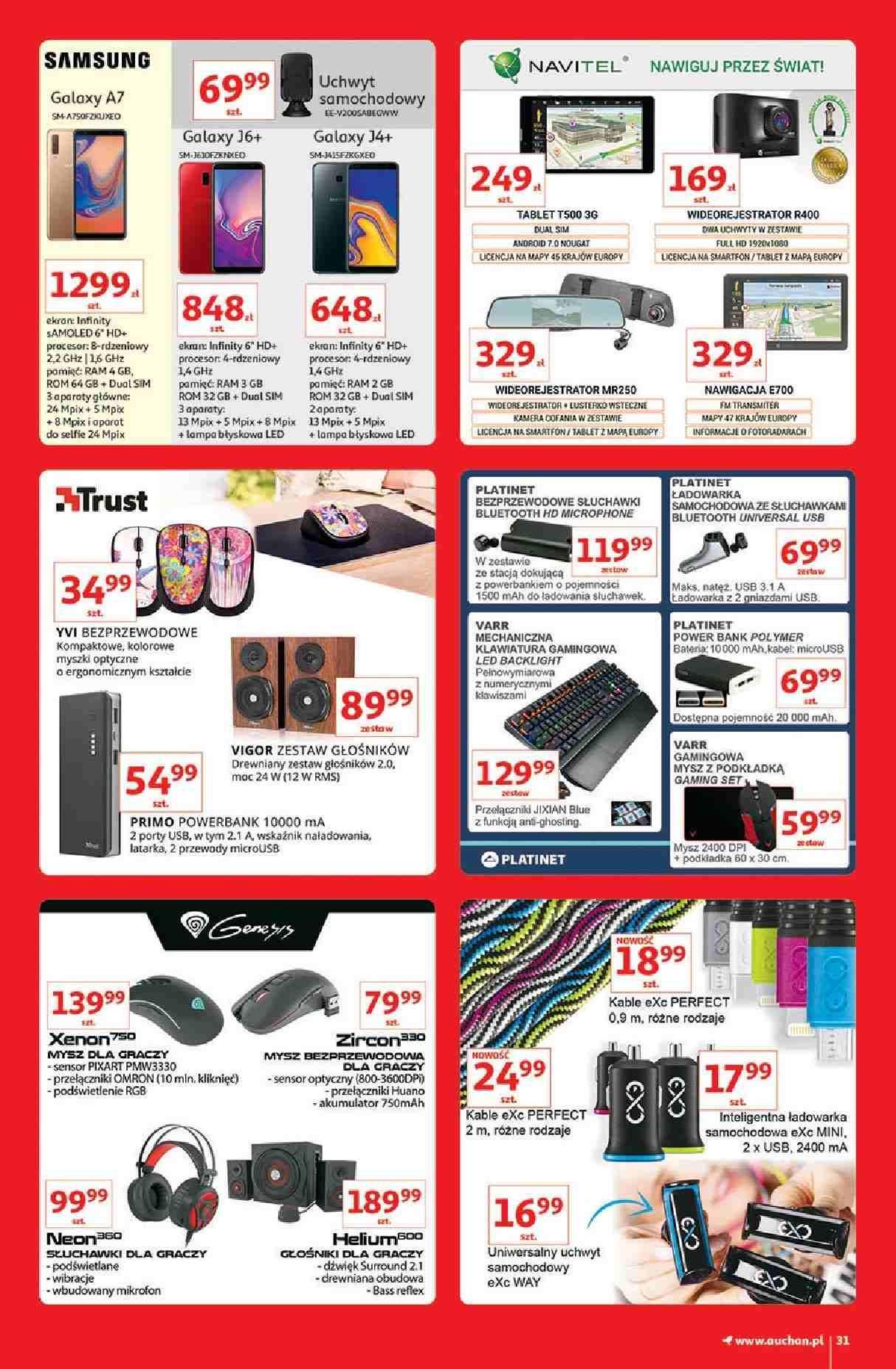 Gazetka promocyjna Auchan do 13/03/2019 str.31