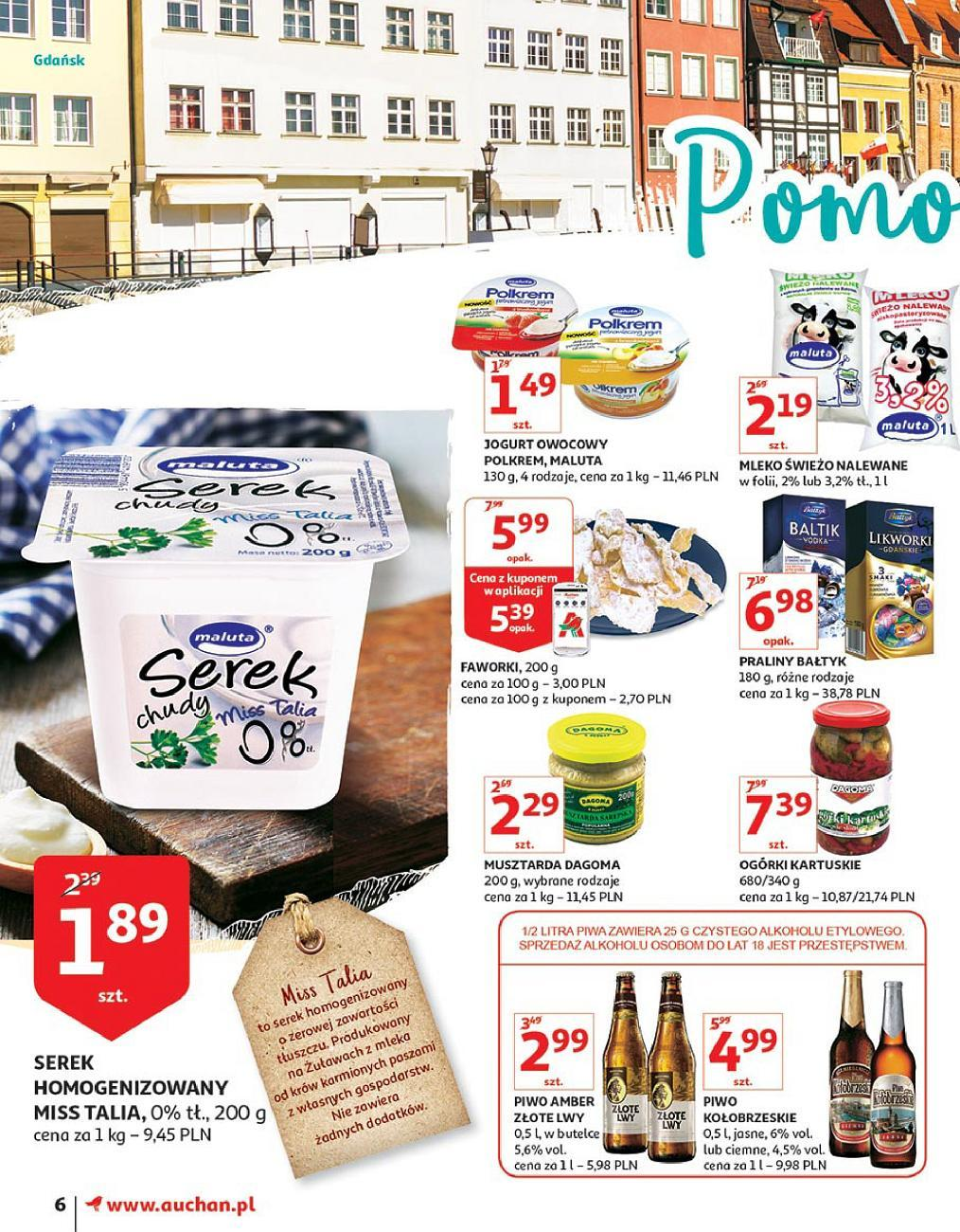 Gazetka promocyjna Auchan do 24/09/2018 str.6