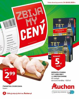 Auchan gazetka - od 14/02/2019 do 20/02/2019