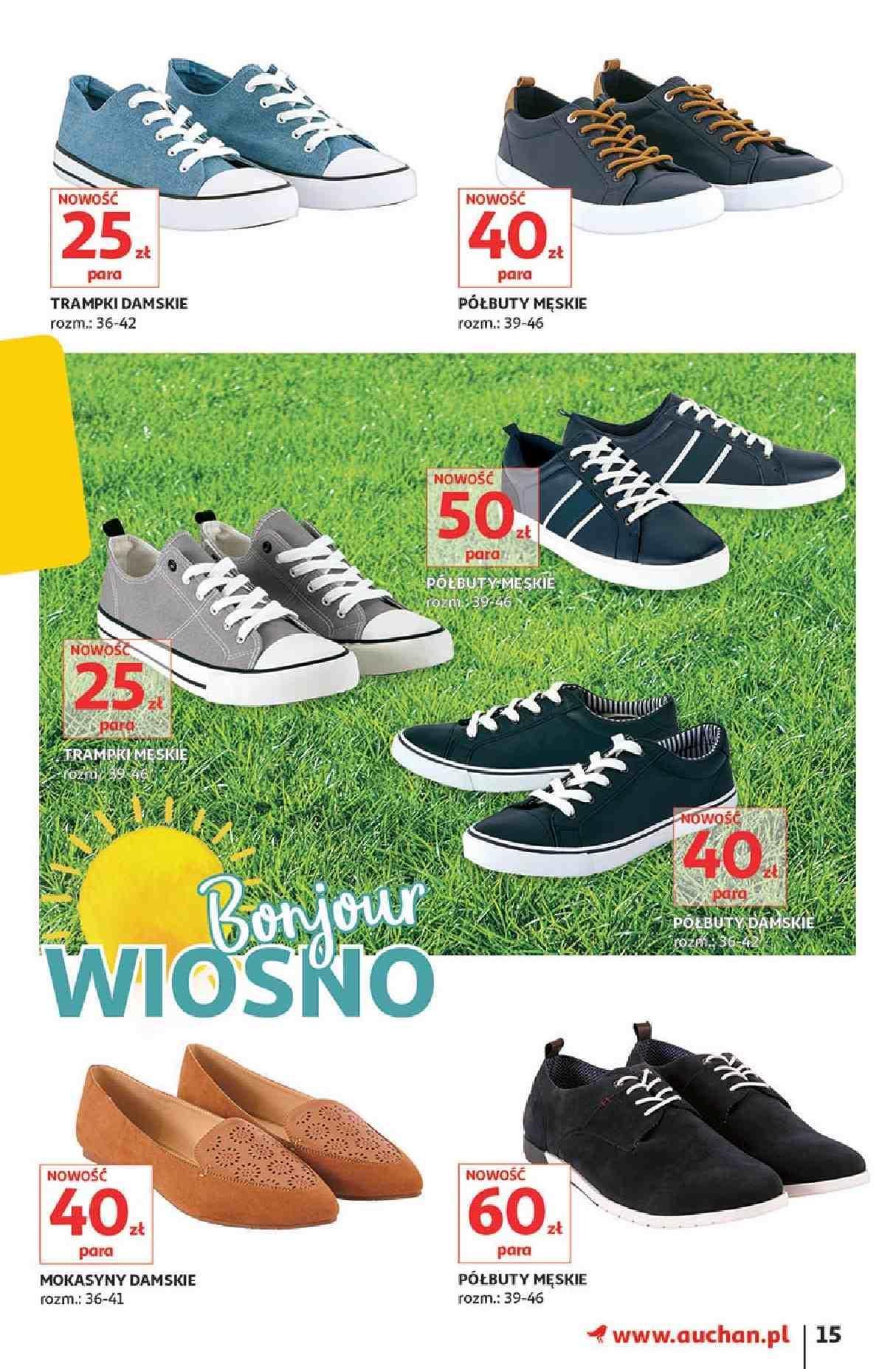 Gazetka promocyjna Auchan do 14/03/2019 str.15