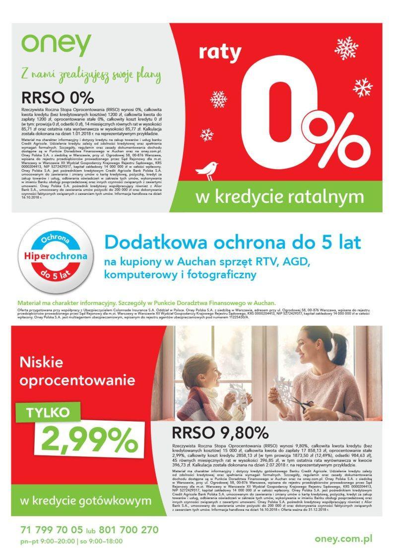 Gazetka promocyjna Auchan do 23/12/2018 str.2