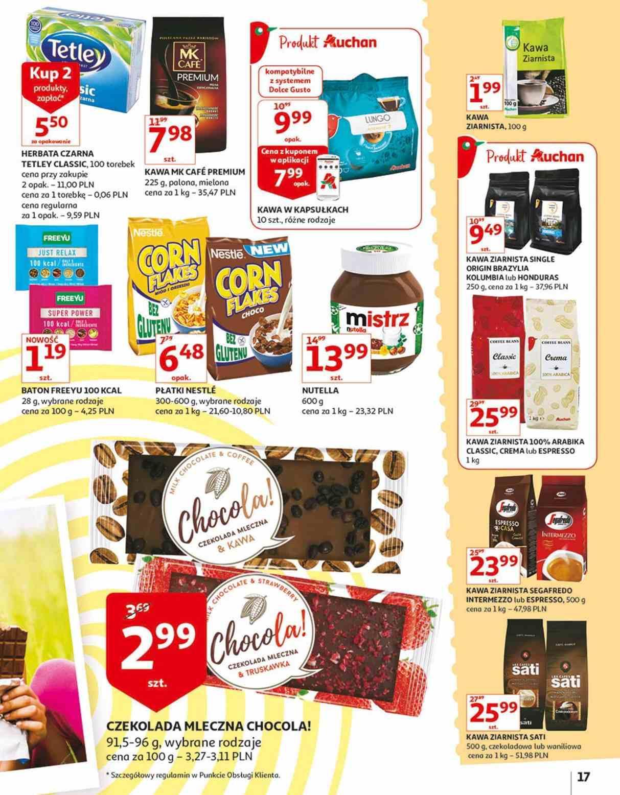 Gazetka promocyjna Auchan do 14/08/2018 str.16