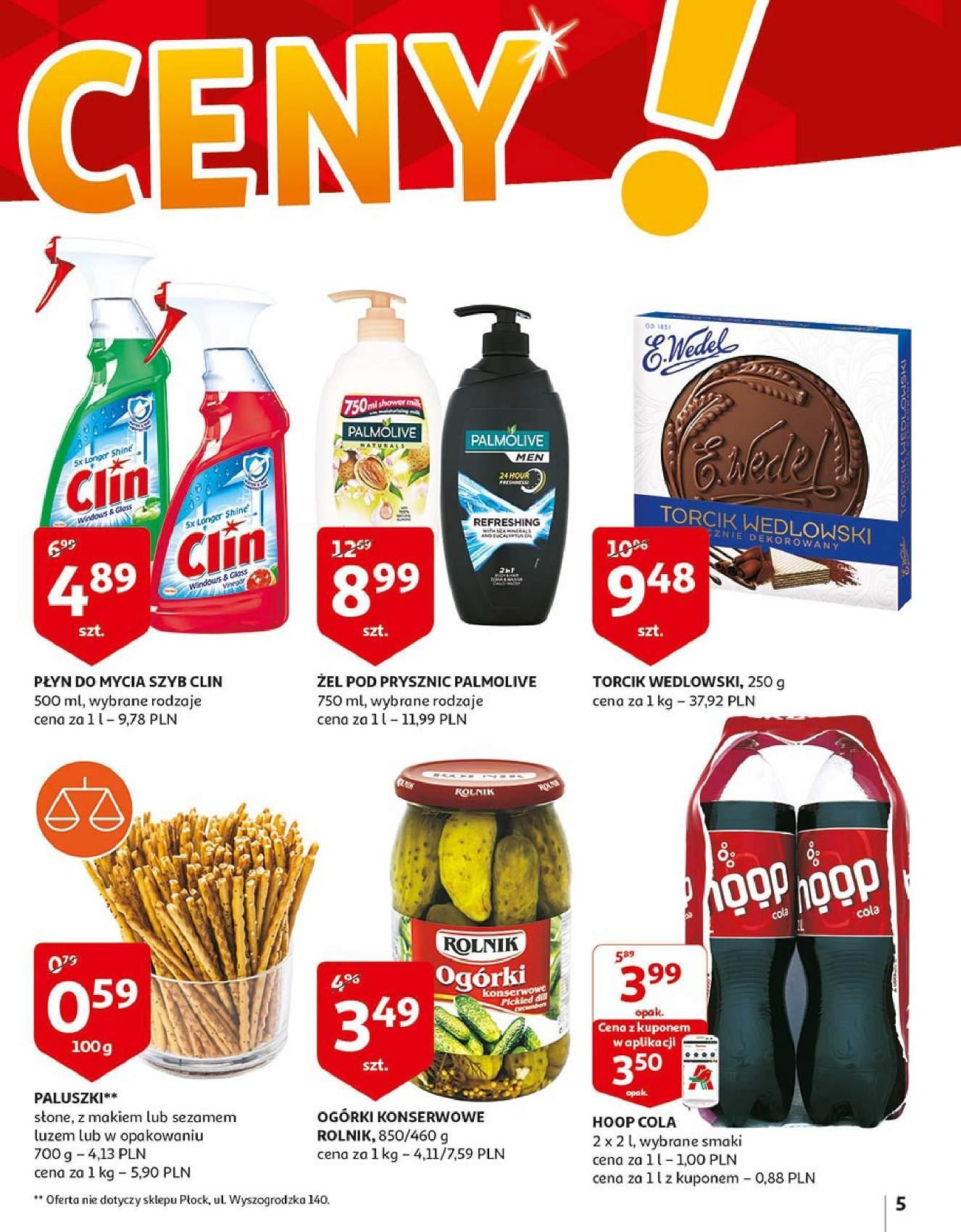 Gazetka promocyjna Auchan do 03/10/2018 str.4