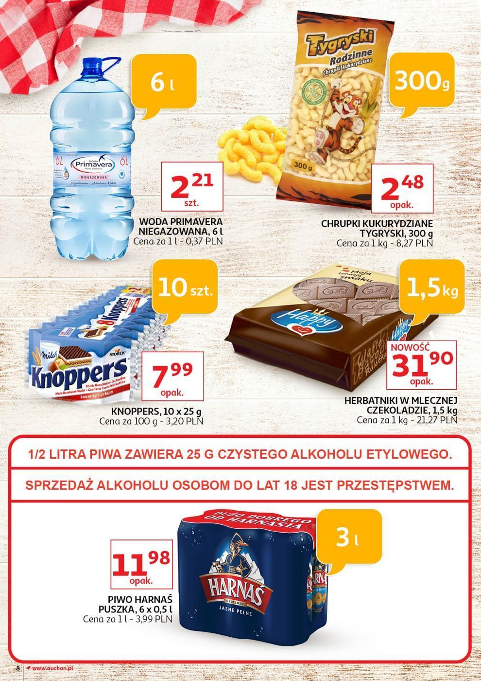 Gazetka promocyjna Auchan do 07/10/2018 str.5