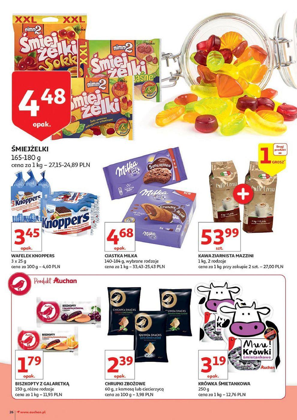 Gazetka promocyjna Auchan do 01/07/2018 str.26
