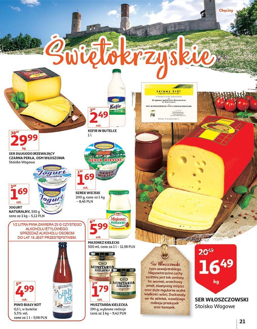 Gazetka promocyjna Auchan do 24/09/2018 str.21