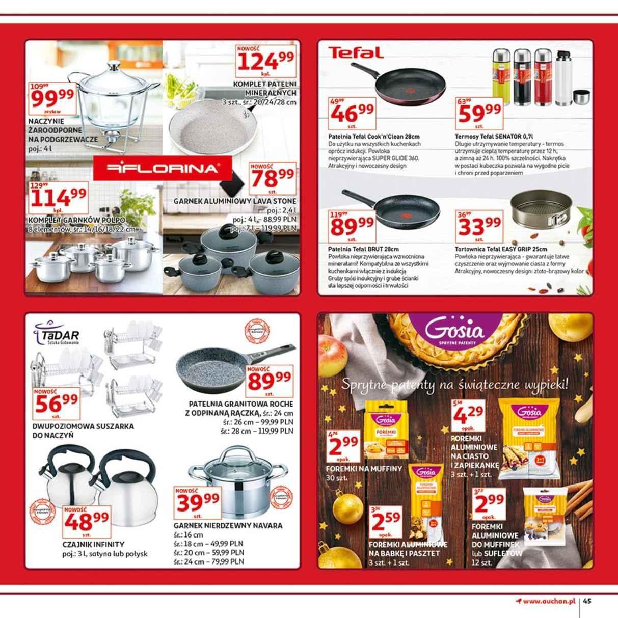 Gazetka promocyjna Auchan do 12/12/2018 str.45