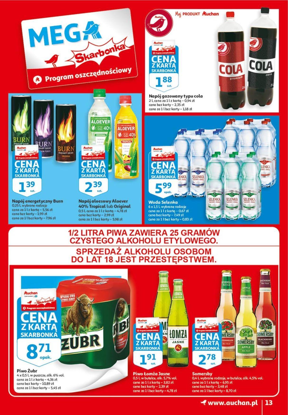 Gazetka promocyjna Auchan do 10/06/2020 str.12