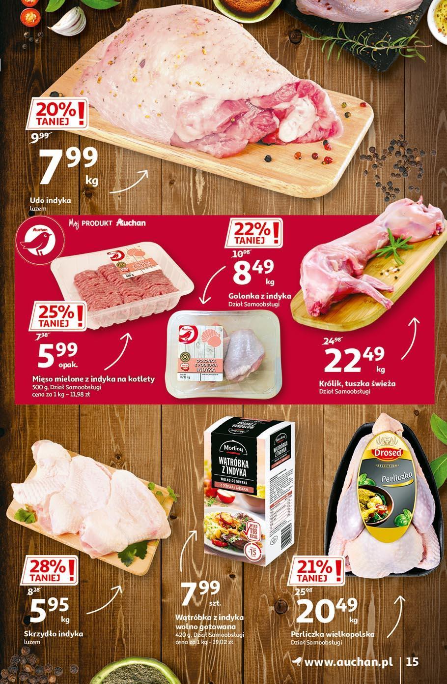 Gazetka promocyjna Auchan do 18/11/2020 str.15