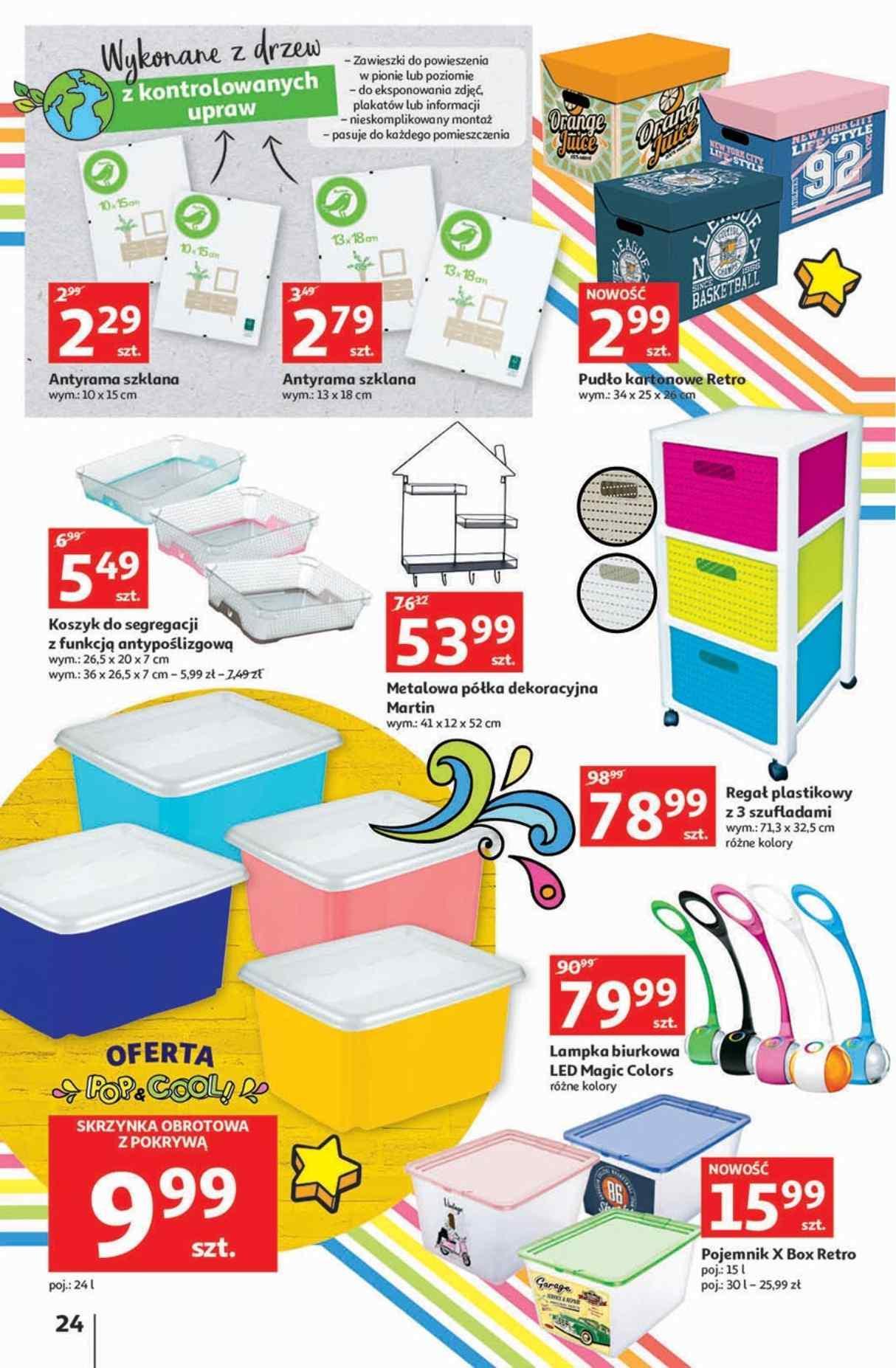 Gazetka promocyjna Auchan do 05/08/2020 str.23