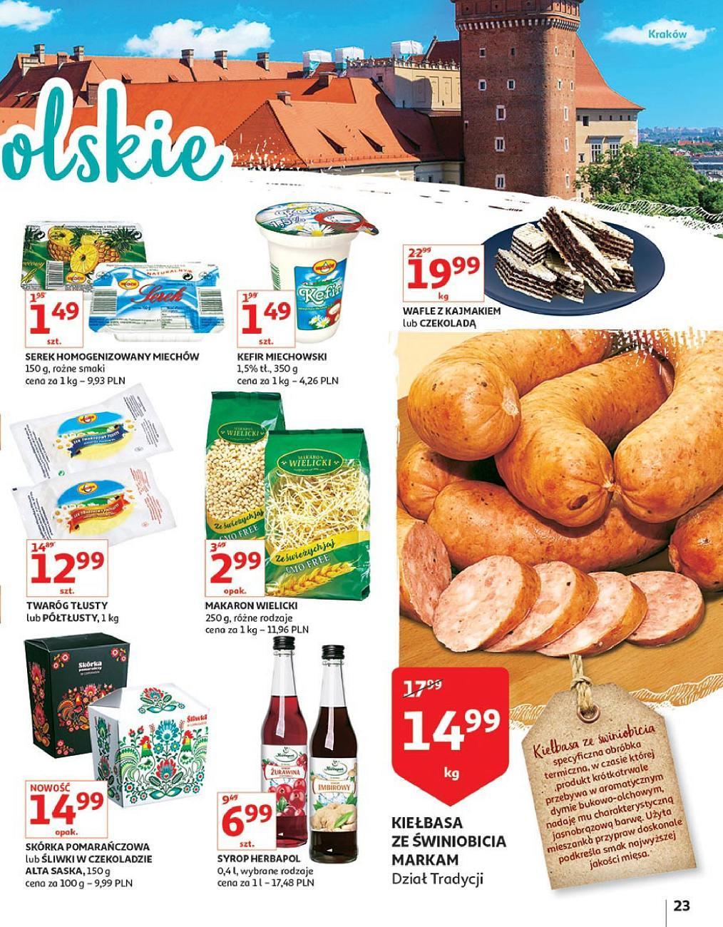 Gazetka promocyjna Auchan do 24/09/2018 str.23
