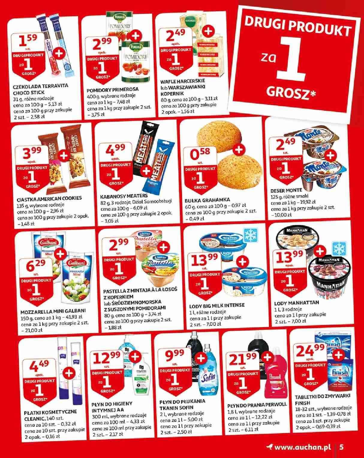 Gazetka promocyjna Auchan do 21/08/2019 str.5