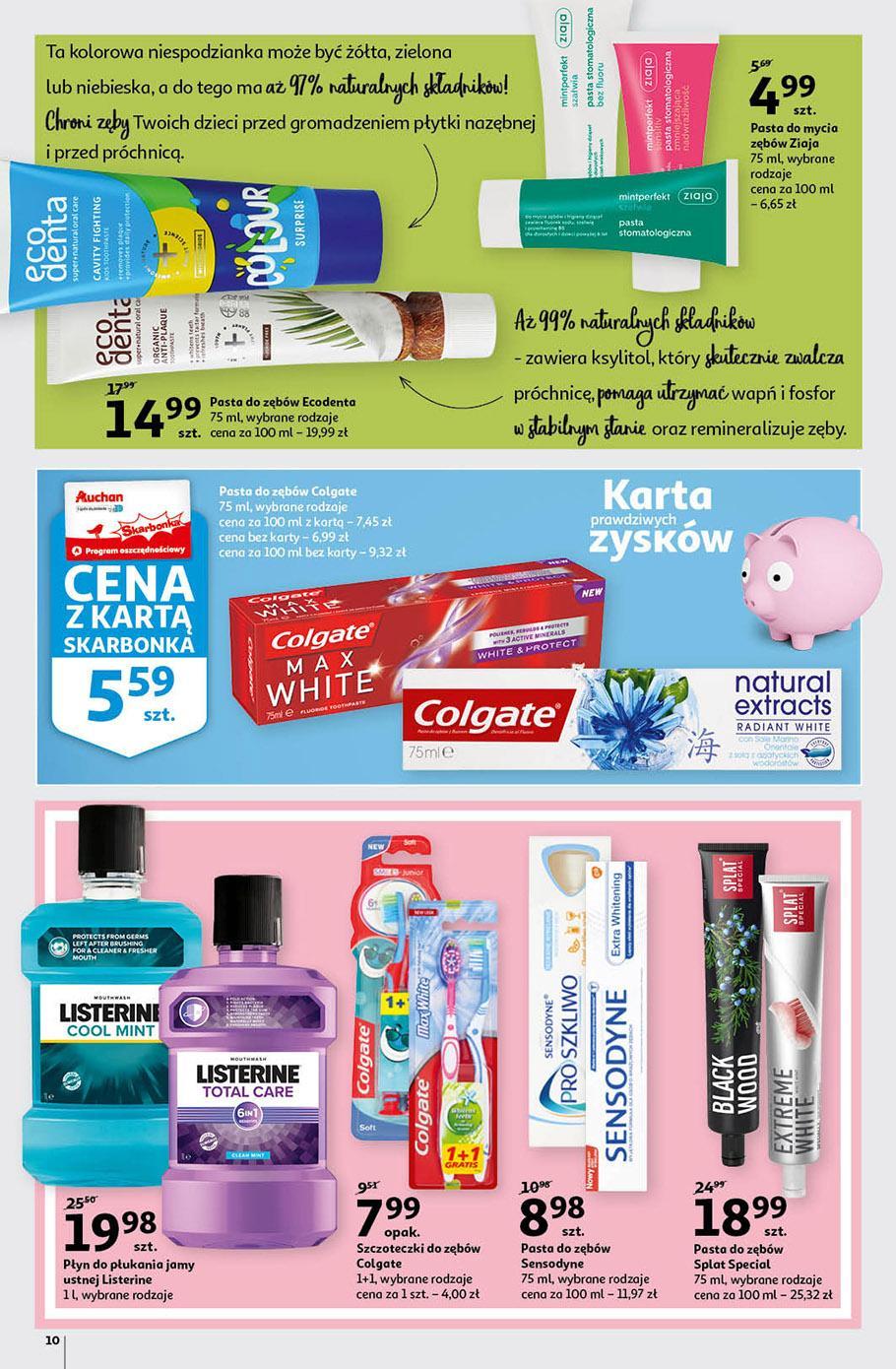 Gazetka promocyjna Auchan do 09/09/2020 str.9
