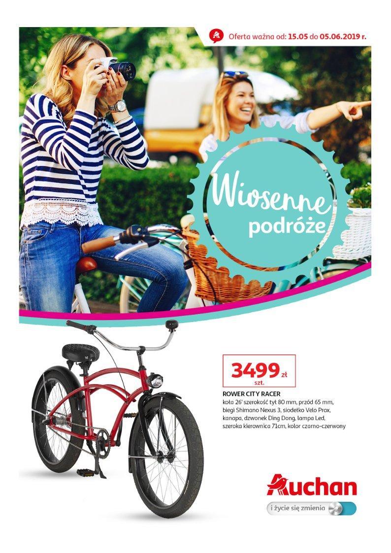 Gazetka promocyjna Auchan do 05/06/2019 str.1