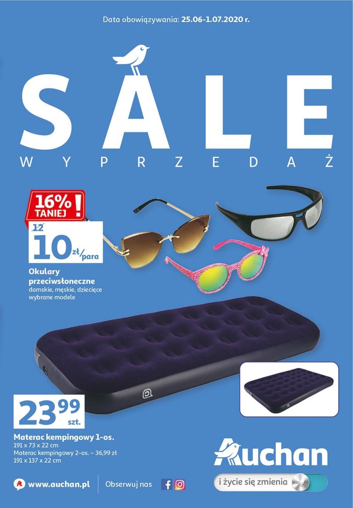 Gazetka promocyjna Auchan do 01/07/2020 str.0