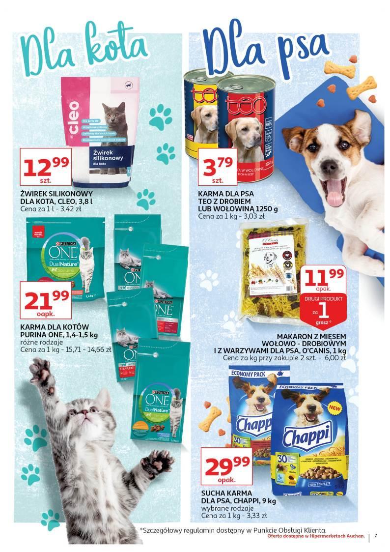 Gazetka promocyjna Auchan do 17/07/2019 str.7