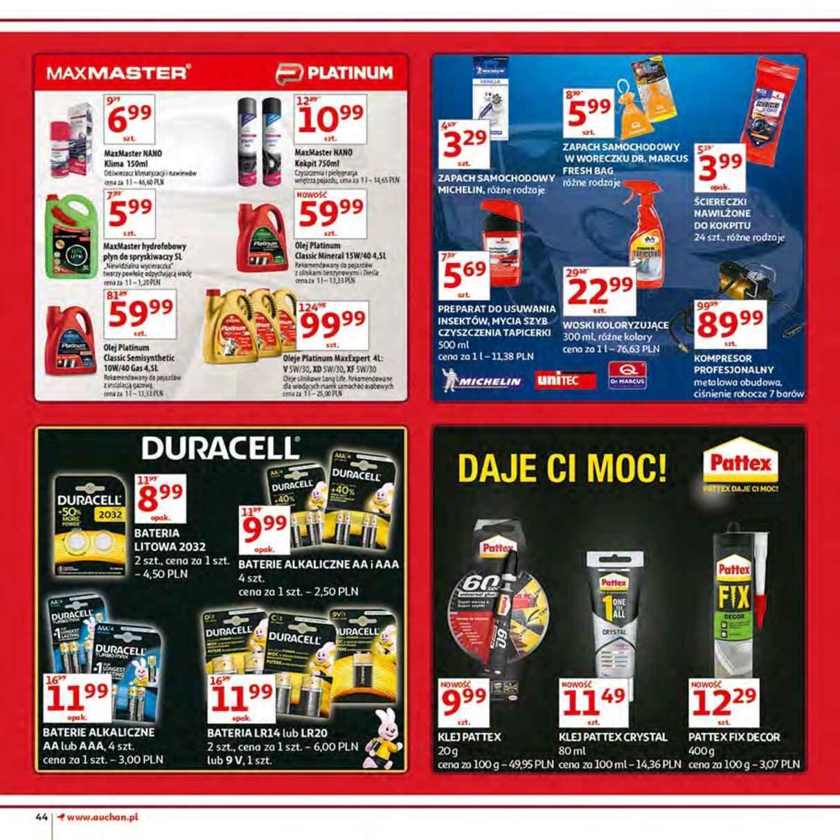 Gazetka promocyjna Auchan do 12/06/2018 str.44